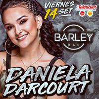 DANIELA DARCOURT BARLEY BAR - PUEBLO LIBRE (MAGDAL - LIMA