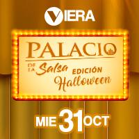 PALACIO DE LA SALSA EDICION HALLOWEEN CENTRO DE CONVENCIONES VIERA - LIMA