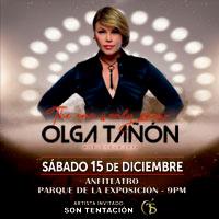 OLGA TAÑON ANFITEATRO DEL PARQUE DE LA EXPOSICION - LIMA
