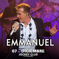 EMMANUEL JOCKEY CLUB - LA PELOUSSE - LIMA