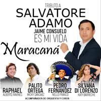 TRIBUTO A SALVATORE ADAMO CONCIERTO ES MI VIDA MARACANA CENTRO DE CONVENCIONES - LIMA