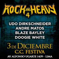 ROCK  AND  HEAVY  4 CENTRO DE CONVENCIONES FESTIVA - LIMA