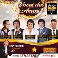 VOCES DEL AMOR-DICIEMBRE ROSEDAL DE SURCO - SANTIAGO DE SURCO - LIMA