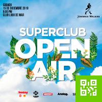 SUPERCLUB OPEN AIR CLUB LOBO DE MAR - LIMA