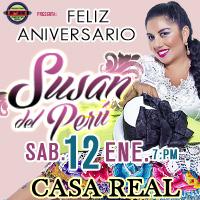 ANIVERSARIO SUSAN DEL PERU CENTRO DE CONVENCIONES CASA REAL - ATE - LIMA