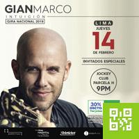 GIAN MARCO EN CONCIERTO JOCKEY CLUB - PARCELA H - SANTIAGO DE SURCO - LIMA