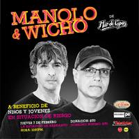 MANOLO Y WICHO DE MAR DE COPAS LA ESTACION DE BARRANCO - BARRANCO - LIMA