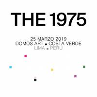 THE 1975 EN LIMA DOMOS ART-COSTA VERDE - SAN MIGUEL - LIMA
