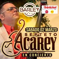 SEPTETO ACAREY - FRÁGIL BARLEY BAR - PUEBLO LIBRE (MAGDAL - LIMA