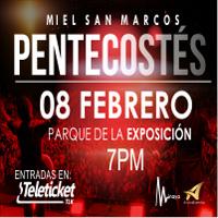 MIEL SAN MARCOS PENTECOSTES PERU PARQUE DE LA EXPOSICION - LIMA, PERU - LIMA