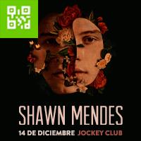 SHAWN MENDES JOCKEY CLUB - SANTIAGO DE SURCO - LIMA
