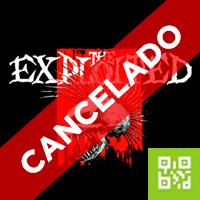 THE EXPLOITED EN LIMA CENTRO DE CONVENCIONES FESTIVA - LIMA