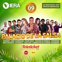 PALACIO DE LA SALSA CENTRO DE CONVENCIONES VIERA - LIMA
