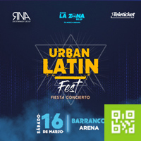 URBAN LATIN FEST DISCOTECA COCOS - LIMA