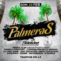 PALMERAS 3RA EDICION - TRAPICHE PISCINA LAS PALMERAS - TRAPICHE - COMAS - LIMA