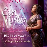 EVA AYLLON - UN BOLERO UN VALS # 2 AUDITORIO DEL COLEGIO STA. URSULA - SAN ISIDRO - LIMA