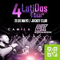 4 LATIDOS JOCKEY CLUB DEL PERU - SANTIAGO DE SURCO - LIMA