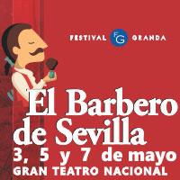 FESTIVAL ALEJANDRO GRANDA-EL BARBERO DE SEVILLA GRAN TEATRO NACIONAL - SAN BORJA - LIMA
