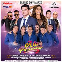 A LO PERUANO VOLUMEN5 LA ISLA DEL PARAISO - LIMA