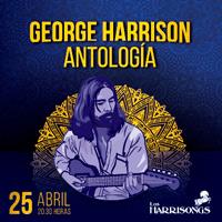 GEORGE HARRISON: ANTOLOGÍA TEATRO ULIMA, C.C. UNIVERSIDAD DE LIMA - SANTIAGO DE SURCO - LIMA