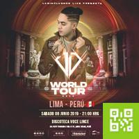 JD PANTOJA WORLD TOUR DISCOTECA VOCE LINCE - LINCE - LIMA
