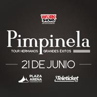 PIMPINELA- TOUR HERMANOS, GRANDES EXITOS PLAZA ARENA - SANTIAGO DE SURCO - LIMA