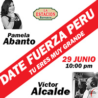 DATE FUERZA PERU ESTACION DE BARRANCO - BARRANCO - LIMA