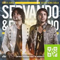 SERVANDO & FLORENTINO - TOUR PERU 2019 CENTRO DE CONVENCIONES COCOS - LINCE - LIMA