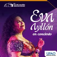 EVA AYLLON EN CONCIERTO TEATRO VICTOR RAUL LOZANO IBAÑEZ - TRUJILLO