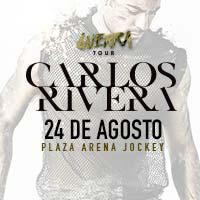 CARLOS RIVERA TOUR PLAZA ARENA - SANTIAGO DE SURCO - LIMA