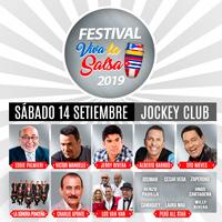 FESTIVAL VIVA LA SALSA JOCKEY CLUB - SANTIAGO DE SURCO - LIMA