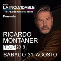 RICARDO MONTANER TOUR 2019 PLAZA ARENA - SANTIAGO DE SURCO - LIMA