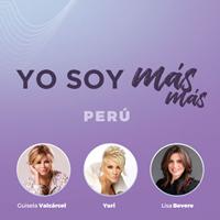 YO SOY MAS:  YURI- GISELA VALCÁRCEL- LISA BEVERE ESTADIO MANUEL BONILLA - MIRAFLORES - LIMA