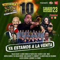 UNA NOCHE DE SALSA 10 ESTADIO NACIONAL - LIMA