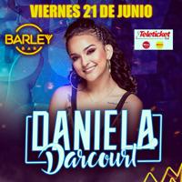 DANIELA DARCOURT Y ORQUESTA EN CONCIERTO BARLEY BAR - PUEBLO LIBRE (MAGDAL - LIMA