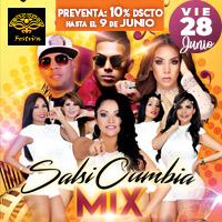 SALSI CUMBIA MIX CENTRO DE CONVENCIONES FESTIVA - LIMA