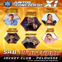 JUNTOS EN CONCIERTO XI JOCKEY CLUB PELOUSSE - SANTIAGO DE SURCO - LIMA