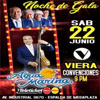 Noche de Gala con Agua Marina - CONVENCIONES VIERA CENTRO DE CONVENCIONES VIERA - LIMA