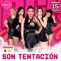 SON TENTACIÓN Y ORQUESTA BARLEY BAR - PUEBLO LIBRE (MAGDAL - LIMA