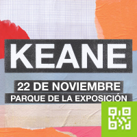 KEANE PARQUE DE LA EXPOSICION - LIMA