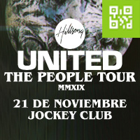 HILLSONG UNITED JOCKEY CLUB DEL PERU - LIMA