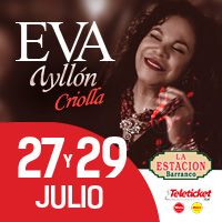 EVA AYLLON CRIOLLA LA ESTACION DE BARRANCO - BARRANCO - LIMA