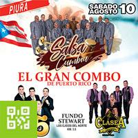 SALSA CUMBIA - PIURA FUNDO STEWART - PIURA