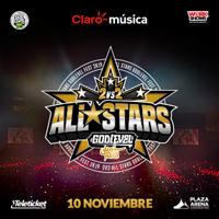 GOD LEVEL FEST ALL STARS PLAZA ARENA - SANTIAGO DE SURCO - LIMA