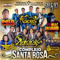 DUELO DE TITANES 3 Y PREMIACION A MEJOR CANCION D COMPLEJO SANTA ROSA - LIMA