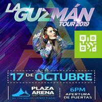 ALEJANDRA GUZMAN - TOUR 2019 PLAZA ARENA - LIMA
