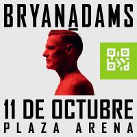 BRYAN ADAMS PLAZA ARENA - SANTIAGO DE SURCO - LIMA