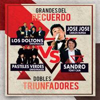 GRANDES DEL RECUERDO VS DOBLES TRIUNFADORES CENTRO DE CONVENCIONES BIANCA - BARRANCO - LIMA