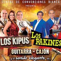 GUITARRA - CAJÓN Y EL SONIDO ELEGANTE DE LOS PAKIN CENTRO DE CONVENCIONES BIANCA - BARRANCO - LIMA