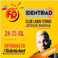 FEST PERÚ 2020 IDENTIDAD CLUB LAWN TENNIS - JESÚS MARÍA - JESUS MARIA - LIMA